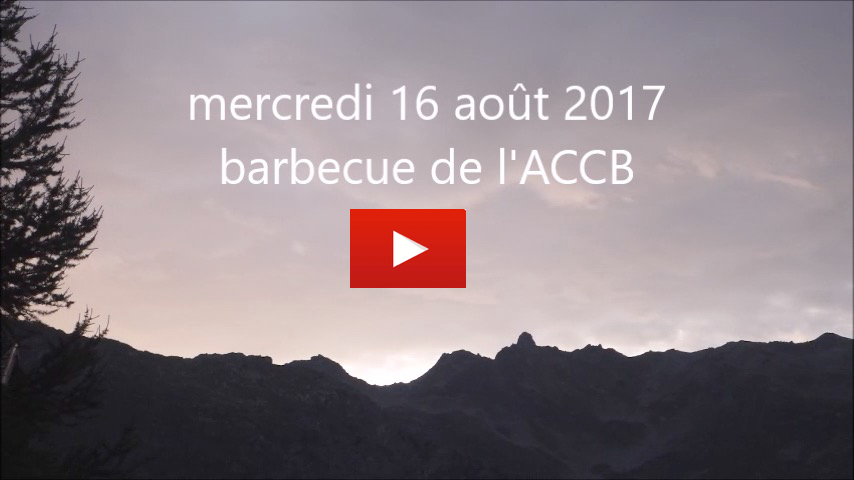 image video BBQ ACCB 2017