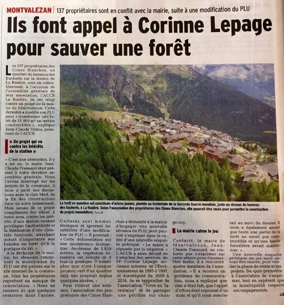 Dauphiné Conflit 1