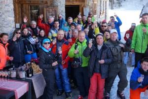 L'accueil chaleureux de la Taverne Coppapan à La Thuile