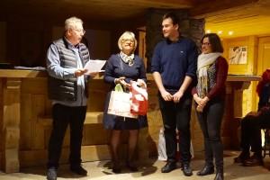 Une très belle 2e place pour Thibault Buhet et Laure Crochepierre